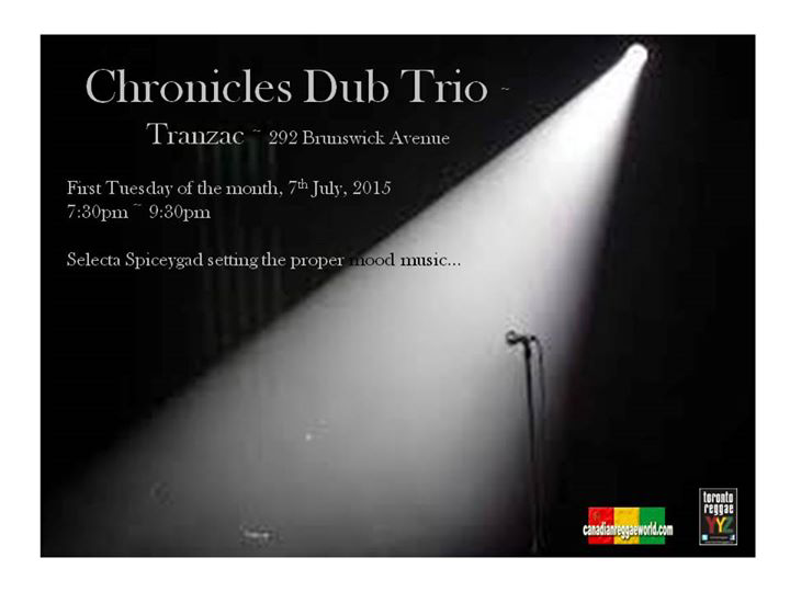 chronicles dub trio