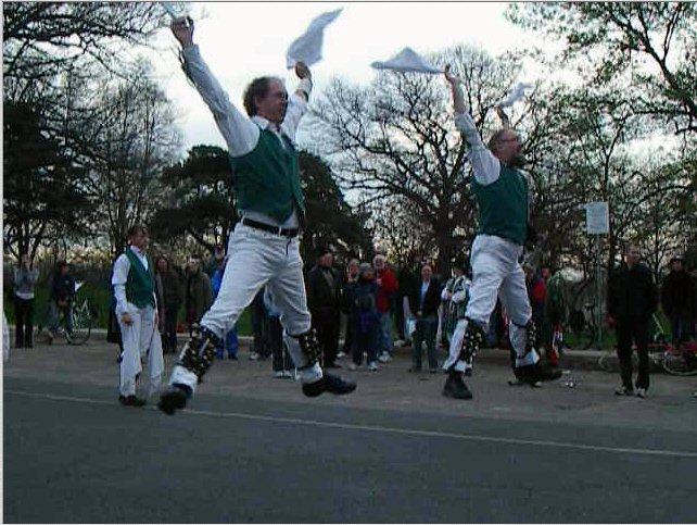 Morris Dancing 1