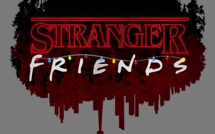 STRANGER FRIENDS greybg