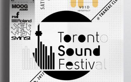 toronto sound festival 2017