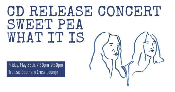 Sweet Pea Release Concert
