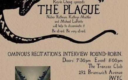 kevin chong plague book